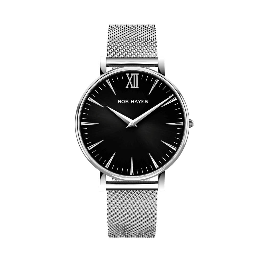 rob-hayes-berkeley-mens-womens-ladies-watch-swiss-made-silver-steel-black