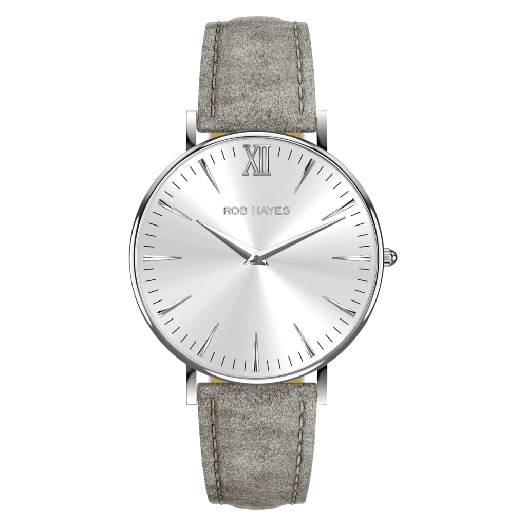 rob-hayes-berkeley-38-mens-womens-ladies-watch-swiss-made-silver-grey-italian-leather