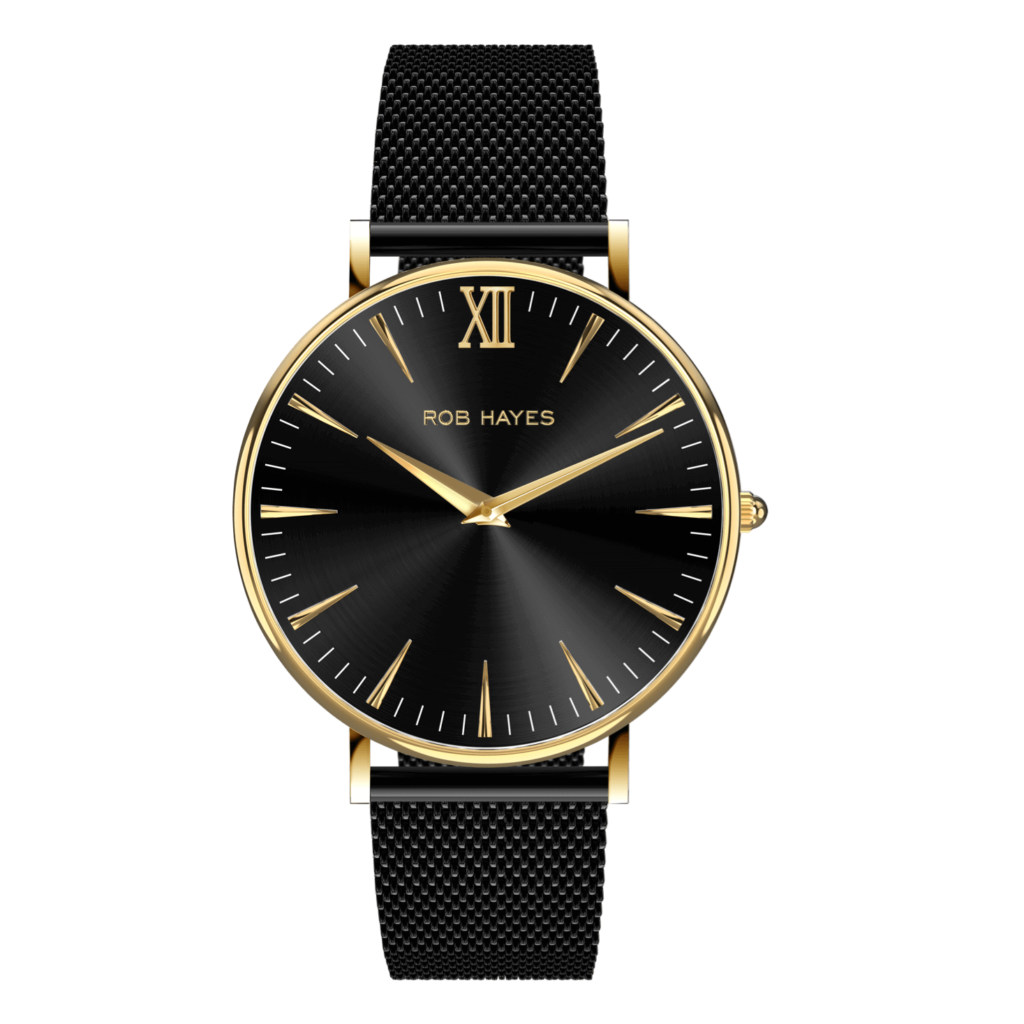 gold-black-rob-hayes-berkeley-38-mens-ladies-women-quartz-watch