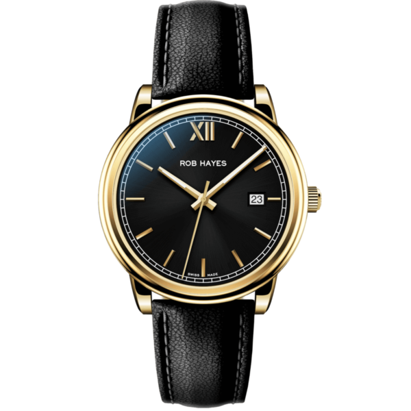 gold-black-rob-hayes-yosemite-mens-watch-leather-strap