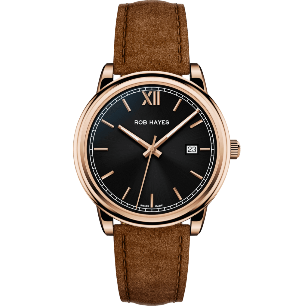 rose-gold-black-rob-hayes-yosemite-mens-watch-leather-strap
